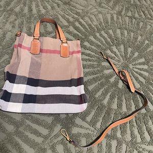 Burberry Sack Bag